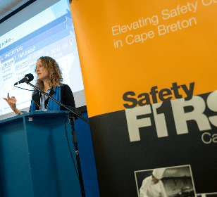 Cape Breton Partnership News - FIFTH ANNUAL SAFETY FIRST SYMPOSIUM AIMS TO SUPPORT LOCAL SAFETY CULTURE