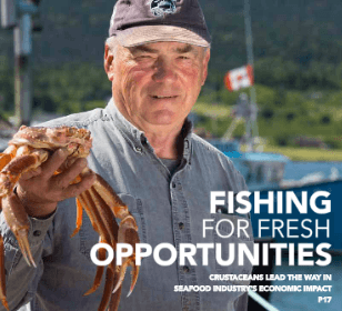 Cape Breton Partnership Elevate Magazine Blog - Elevate Issue 5 - Shellfish Unlimited