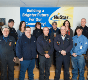 Cape Breton Partnership - Elevate Magazine Blog - Elevate Issue 6 - NuStar